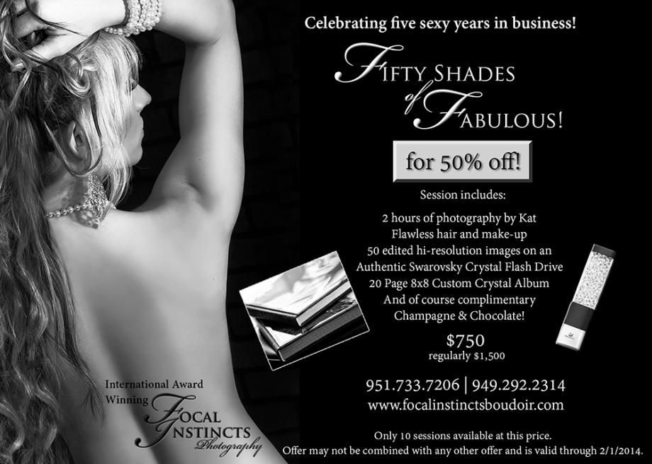 50 Shades of Fabulous